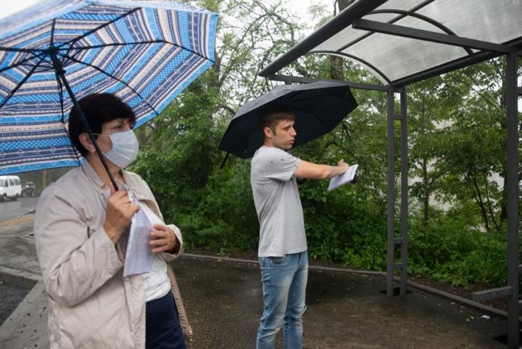 Общественные наблюдатели Владивостока проверили качество дорожных работ