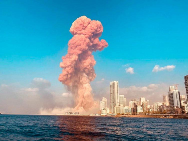 И сюда добрались - как Хабаровск оказался причастным к взрыву в Бейруте