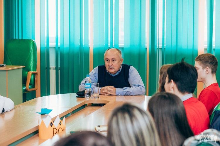 Директор ВДЦ «Океан» возглавил внутреннюю политику Хабаровского края