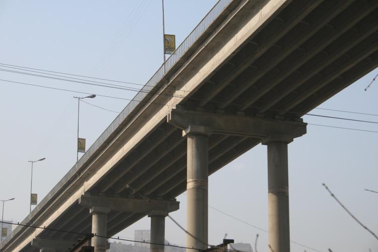 Во Владивостоке начался долгожданный ремонт самого проблемного моста