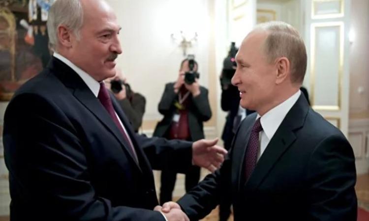 Лукашенко объявил о договоренности с Путиным по вопросу безопасности