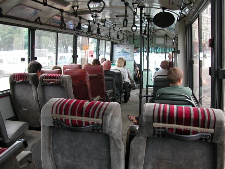 Житель Владивостока избил водителя автобуса в центре города