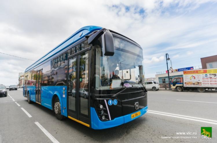 Во Владивостоке определен перевозчик на электробусный маршрут
