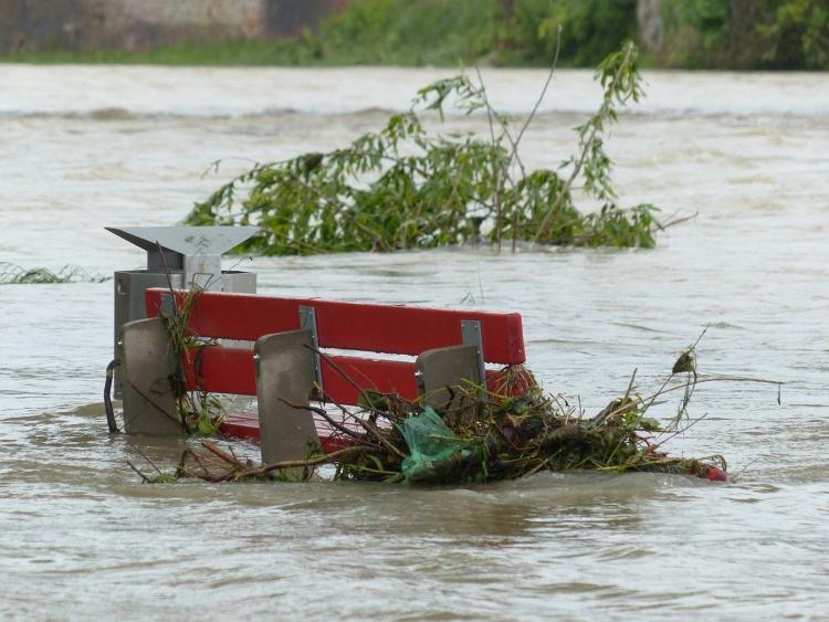 В Приморье введён режим ЧС из-за сильных дождей