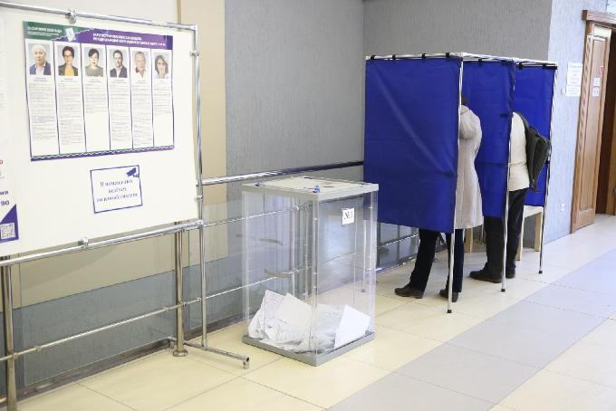 Ситуационный центр Общественной палаты отслеживает ход голосования
