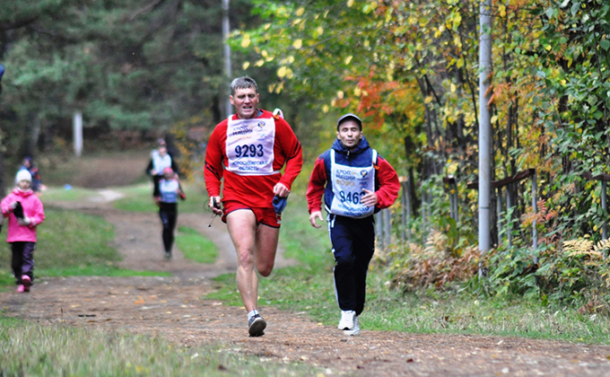 Более 500 бердчан пробежали в «Кроссе нации-2020»