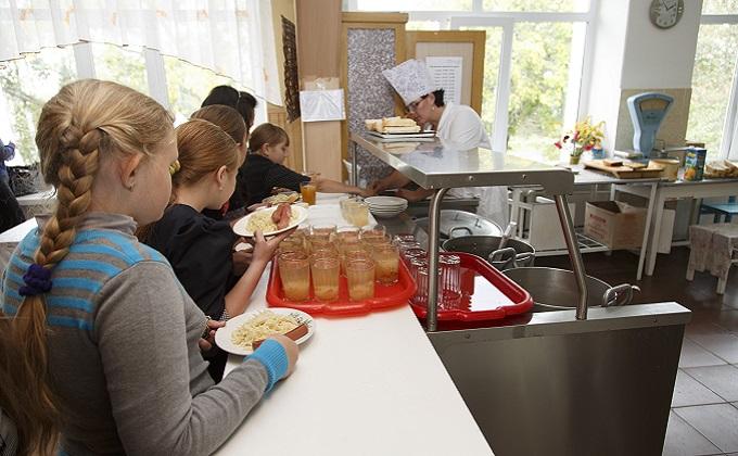 Как кормят школьников во время коронавируса