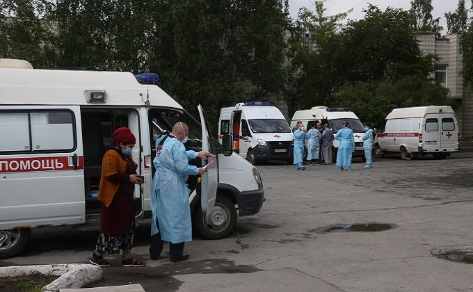 63 зараженных, 5 умерших – COVID-19 в Новосибирске 5 сентября