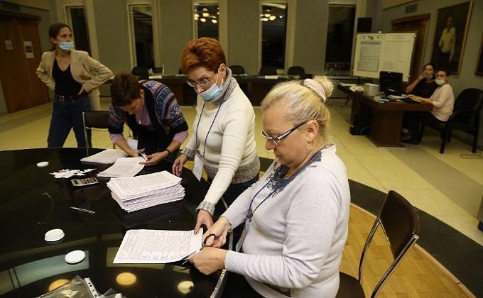 Итоги выборов 2020 в Новосибирской области – победа «Единой России»