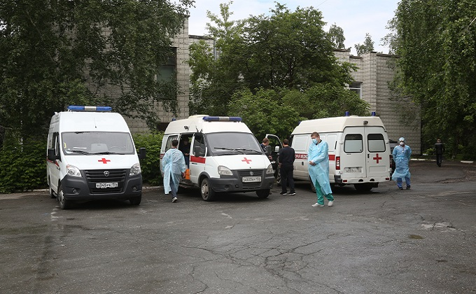 Растет число заразившихся коронавирусом в Новосибирске