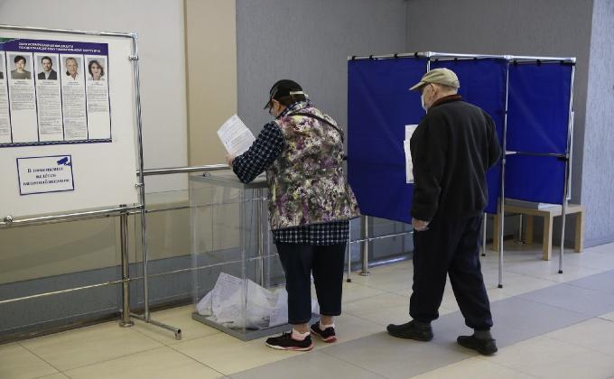 «Голосование идет абсолютно спокойно» - глава регионального избиркома о выборах-2020