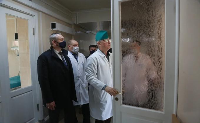 Андрей Травников: «Регион активно приступил к модернизации первичного звена здравоохранения»