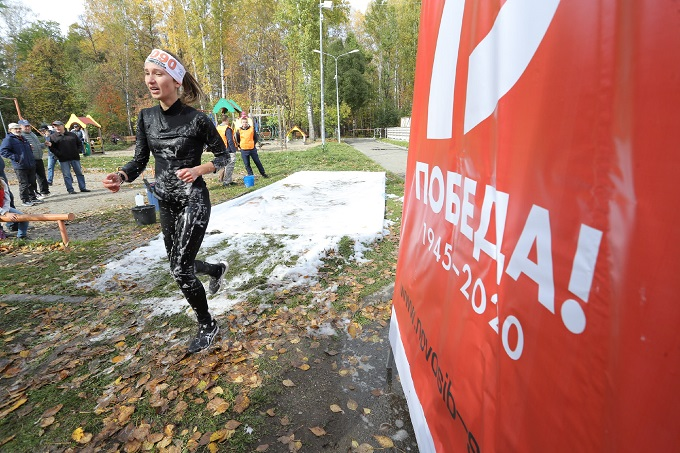 С разбега в грязь и снег: гонка «Сибирский предел»-2020