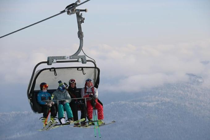 Горнолыжный сезон в Шерегеше откроют 14 ноября
