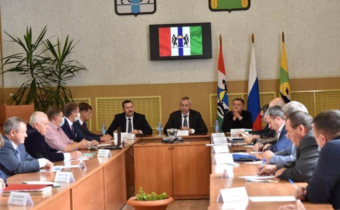 Андрей Травников: животноводы региона получат 200 миллионов господдержки