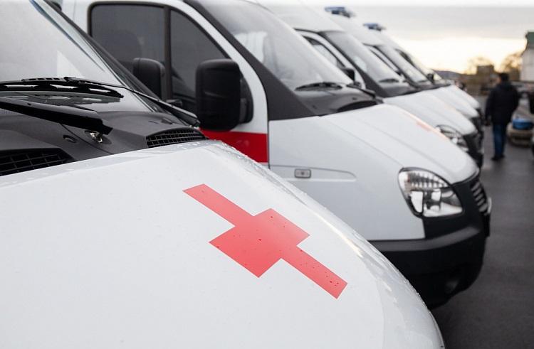 Приморский край получил новые служебные машины