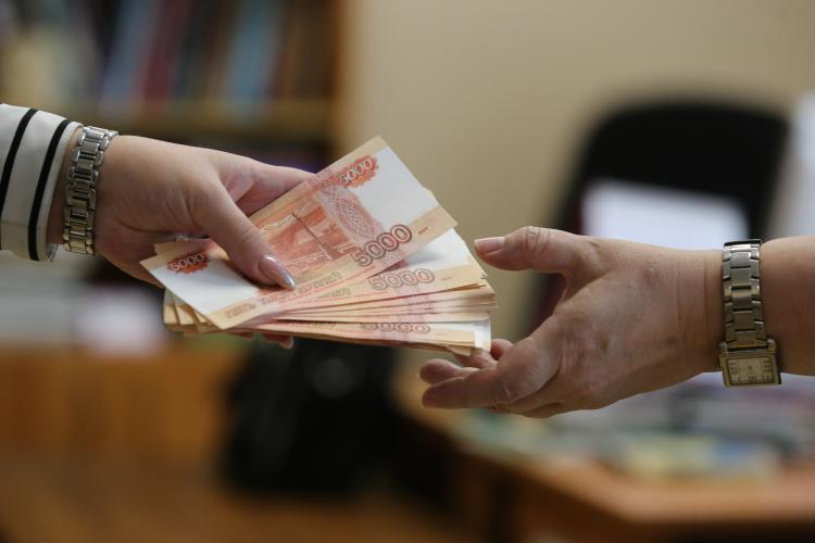 Во Владивостоке оштрафована организация за вятку должностному лицу