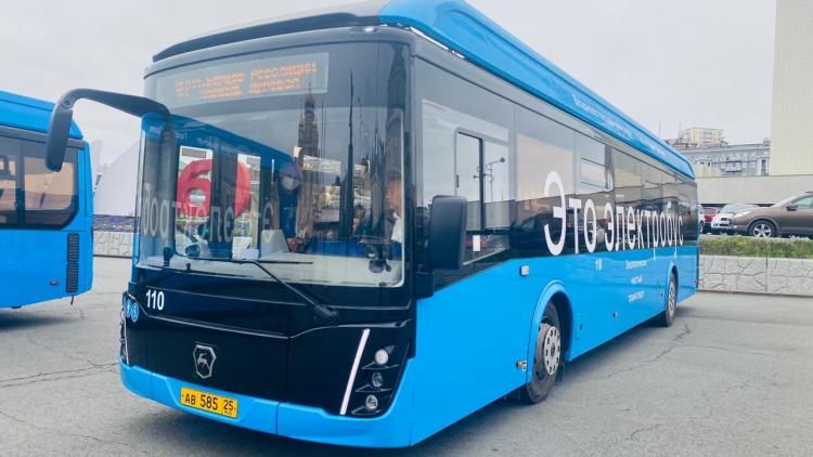 Бензин не нужен: новый общественный транспорт во Владивостоке