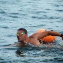 Обняли Россию: спортсмены проплыли дистанции во Владивостоке и Калининграда