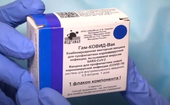 Прививки от коронавируса начали ставить в Новосибирске