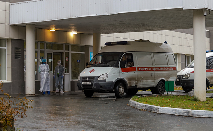 Количество вызовов врачей увеличилось в 10 раз — Минздрав о второй волне коронавируса