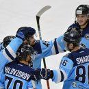 «Сибирь» выиграла у соседей по турнирной таблице