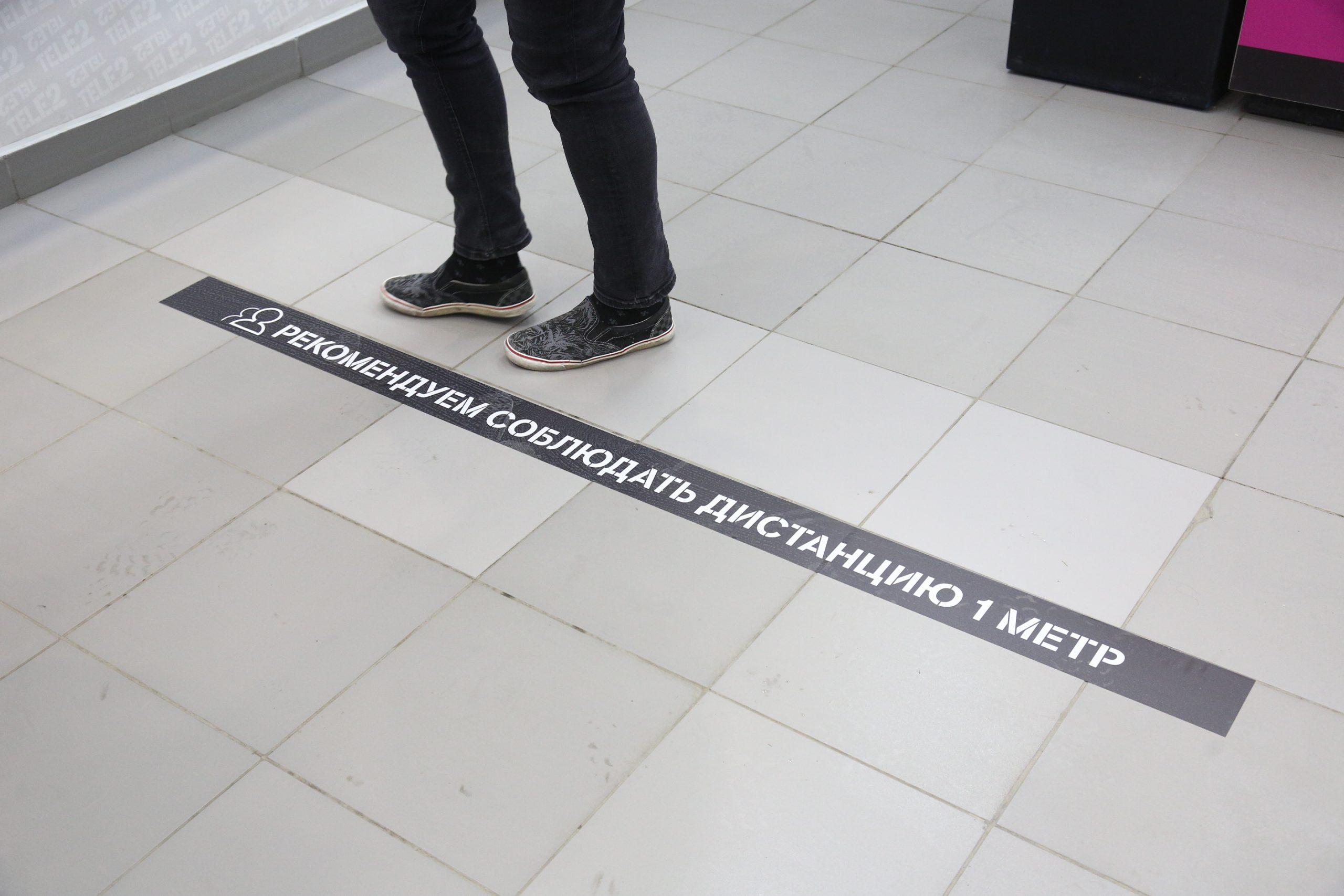 В торговые центры перестали ходить из-за коронавируса новосибирцы