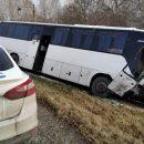 Четверо погибли при столкновении автобусов в Болотнинском районе