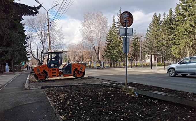 Прокуратура заинтересовалась ходом ремонта дорог в Искитиме