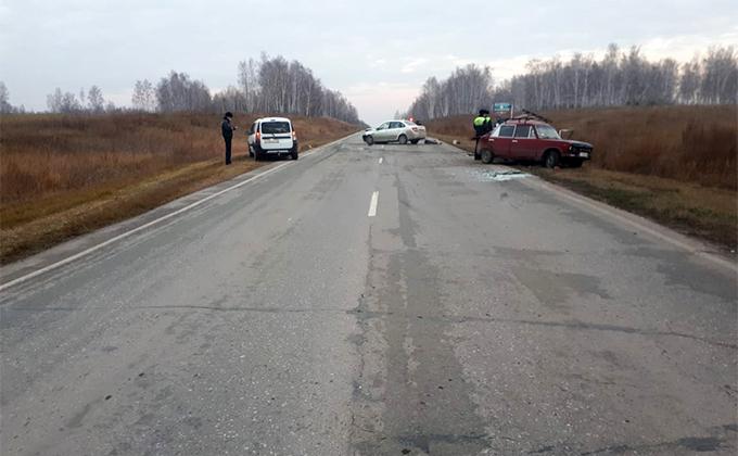 Смертельное ДТП: мужчина погиб на трассе «Чаны-Венгерово-Кыштовка»