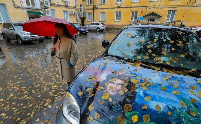 Тепло, но дождливо – погода 12-18 октября в Новосибирске