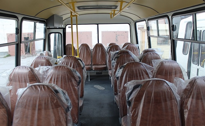 Четыре автобуса получили искитимцы за активное голосование