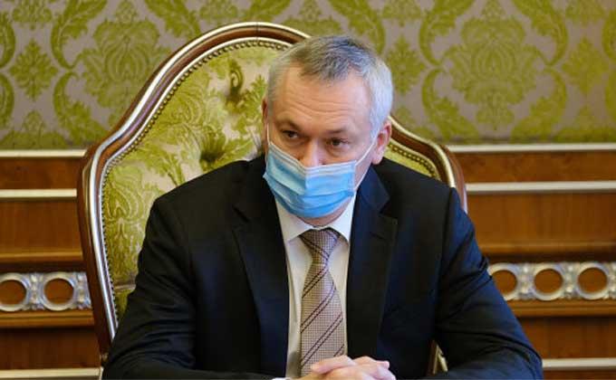 Стабилизацию ситуации с распространением COVID-19 спрогнозировал Андрей Травников