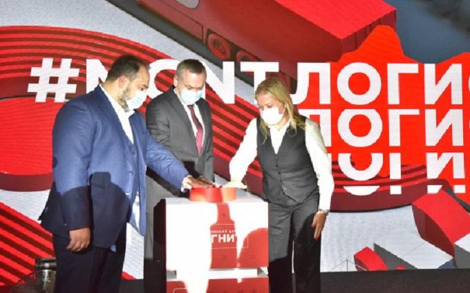 Губернатор Андрей Травников открыл крупный распределительный центр в Новосибирской области