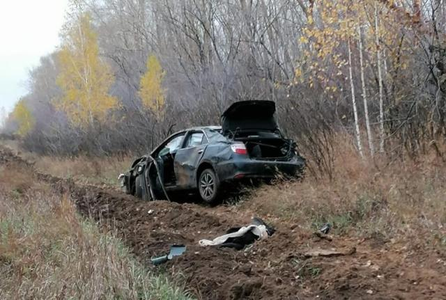 Авария со смертельным исходом произошла в Карасукском районе