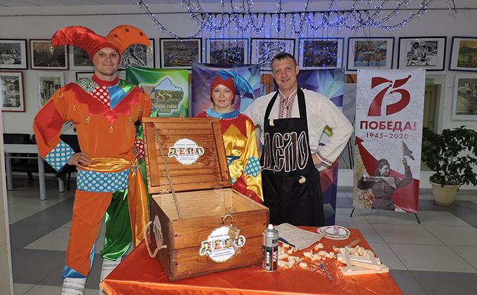 Искитимские и сузунские мастера победили на фестивале «Дело-2020»