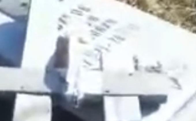 Малолетние вандалы разгромили кладбище в селе Дубровка