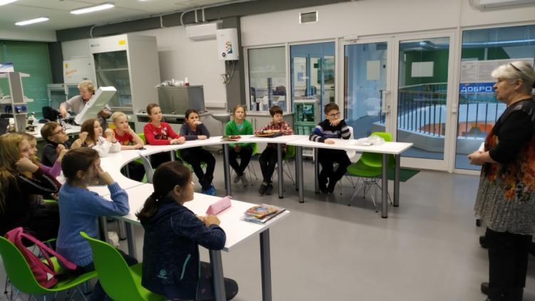 Детский технопарк «Кванториум» возобновил работу в очном формате