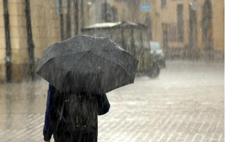 Дожди и похолодание придут в Приморье