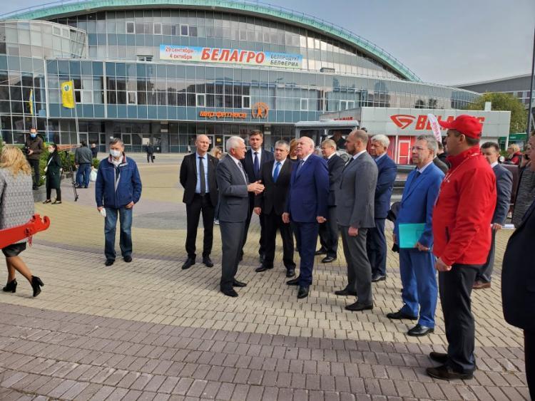 Сотрудничество с республикой Беларусь станет плодотворным в Приморье