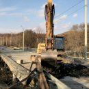В Приморье начали разбирать аварийные мосты