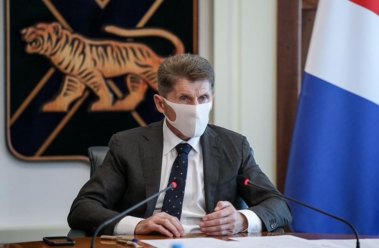 Губернатор Приморья призвал главы районов грамотно распределять бюджет