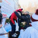 Юных биатлонистов наградил губернатор Новосибирской области