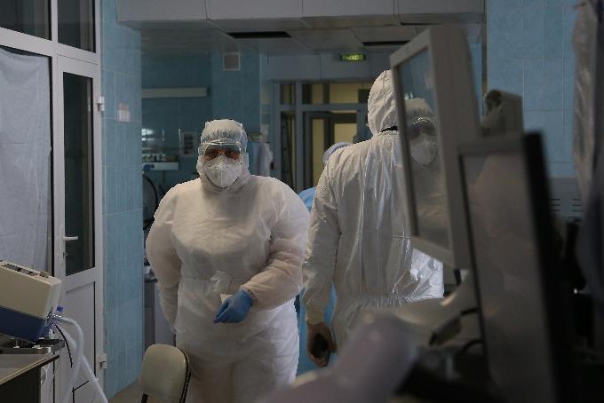 Перинатальный центр в Новосибирске откроют досрочно для создания в нем ковид-госпиталя