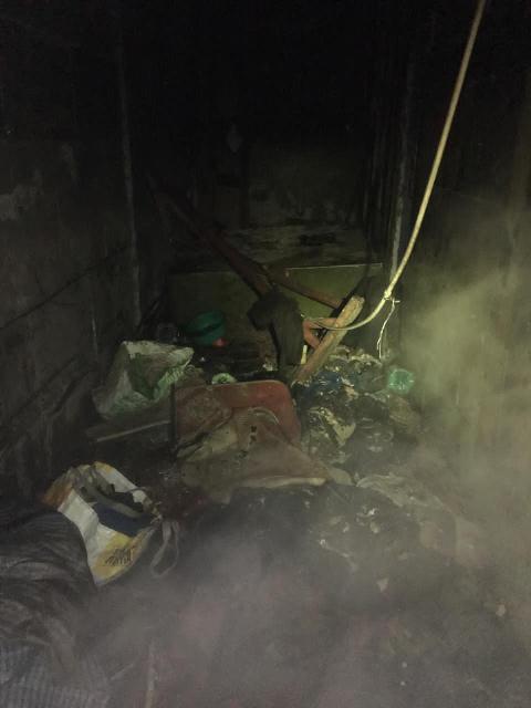 Два человека погибли при пожаре на улице Станционной в Новосибирске