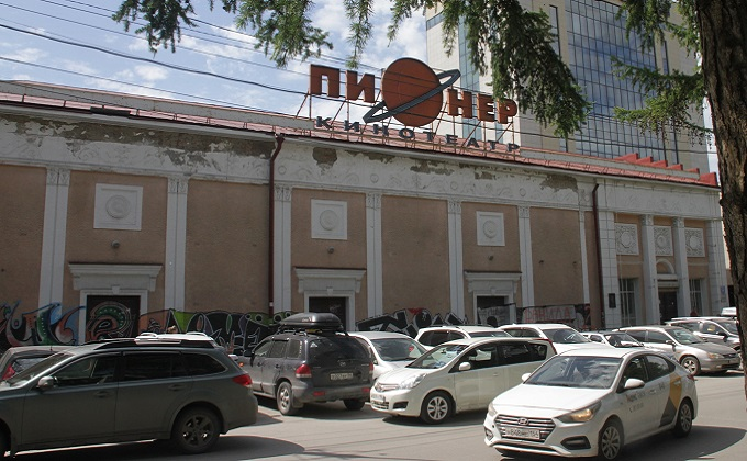 Всего 14% освоено на строительстве театра Афанасьева в Новосибирске