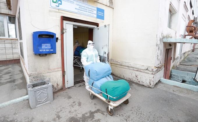 186 новых случаев коронавируса на 14 ноября в Новосибирской области