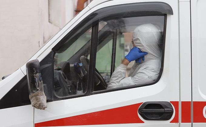Рост заболеваемости COVID-19 в Новосибирской области начинает замедляться