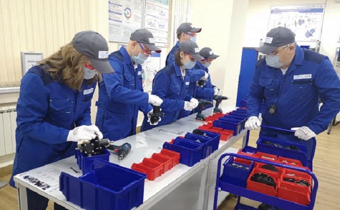 Технологии бережливого производства осваивают на предприятиях Новосибирской области