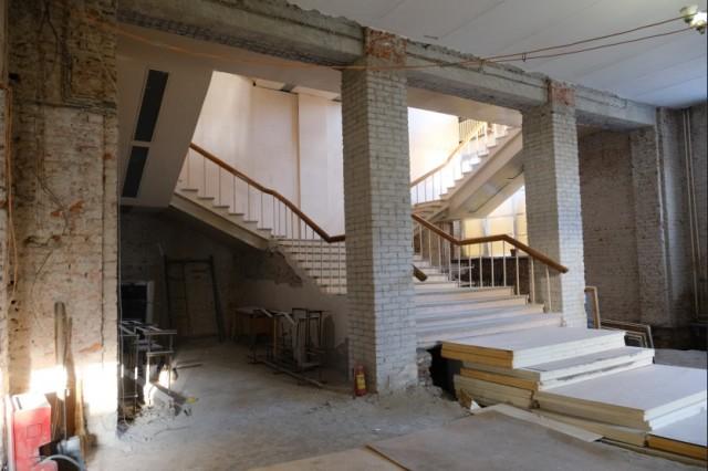 Названа дата завершения ремонта Новосибирской консерватории